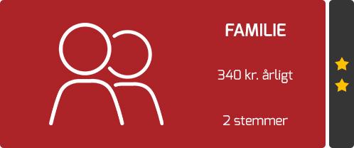 Bælg-type-af-medlemsskab-familie