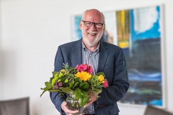 Ivar Brændgaard. Foto: Henrik Lundahl Revshøi