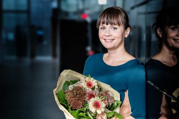Pressefoto Maria Månson - foto af Henrik Lundahl Revshøi